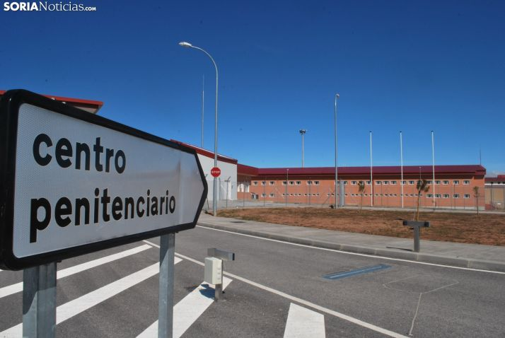 """Foto 1 - Latorre reconoce que es """"fundamental"""" abrir ya la nueva cárcel de Soria"""