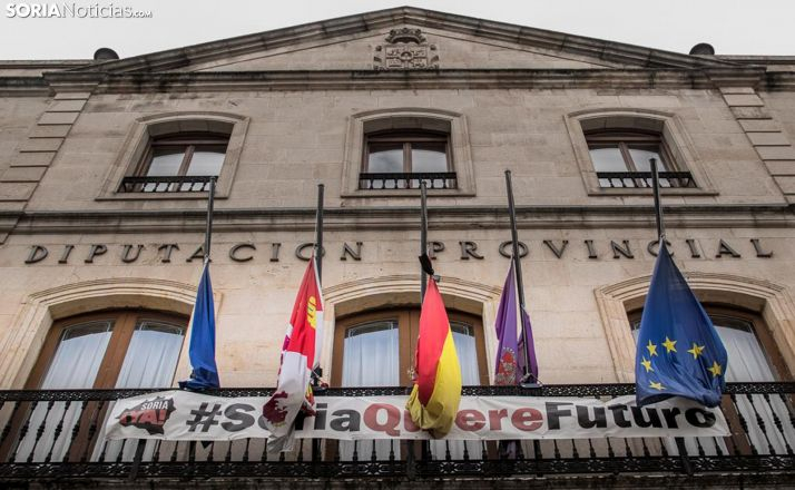 Foto 1 - El PSOE de la Diputación, contrario a la ratificación del acuerdo plenario sobre la MUNPAL