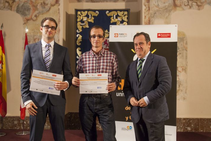Foto 1 - Entregados los premios 'Desafío Universidad-Empresa' 2020