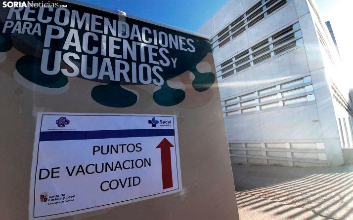 Foto 1 - Castilla y León podría tener al 70% de su población vacunada a finales de mayo