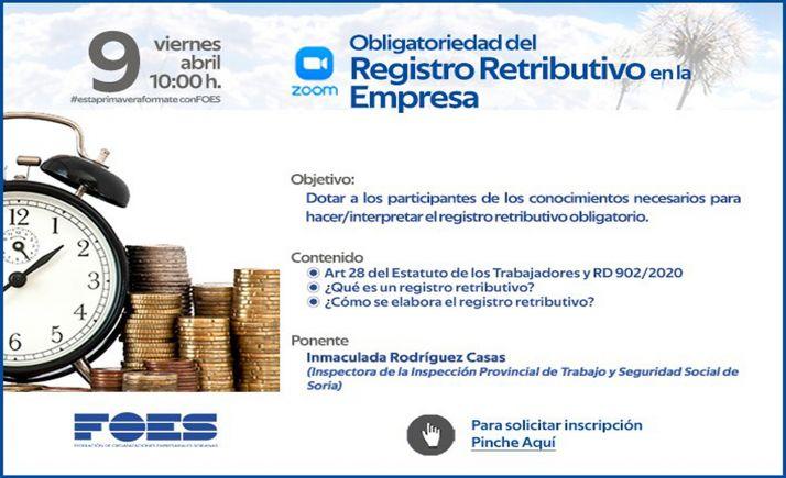 Foto 1 - El Registro Retributivo puede ser objeto de control por ley para las empresas