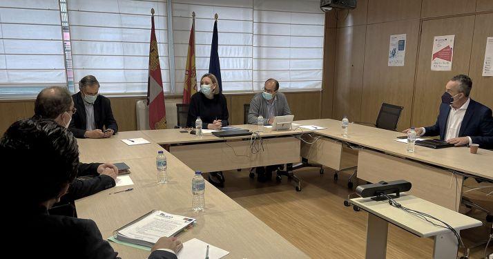 Reunión hoy entre Junta y asociaciones de residencias sin ánimo de lucro. /Jta.