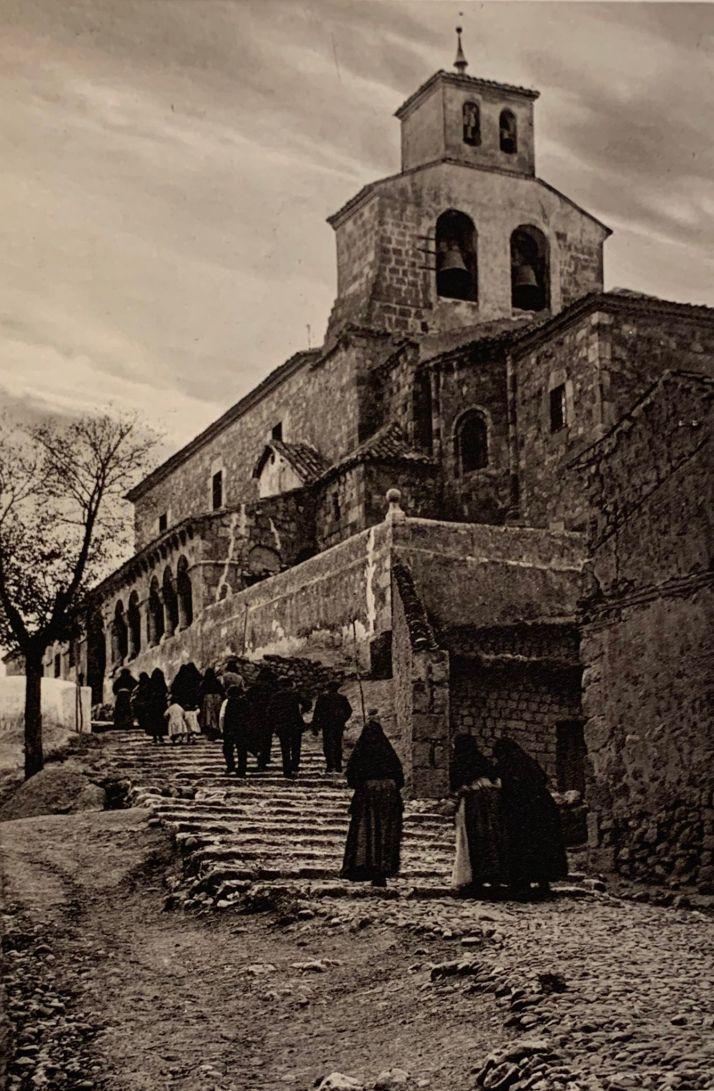 Nuestra Señora del Ribero de San Esteban de Gormaz.