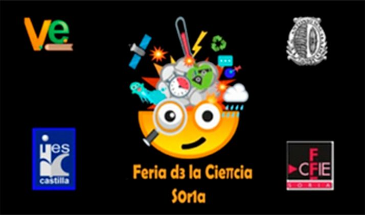 Tres IES de la capital participan en la 'II Feria de la Ciencia'