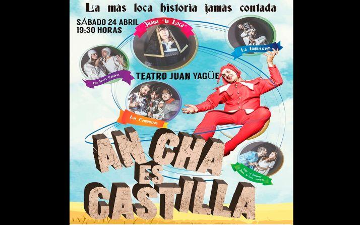 Foto 1 - El sábado, 'Ancha es Castilla' en San Leonardo