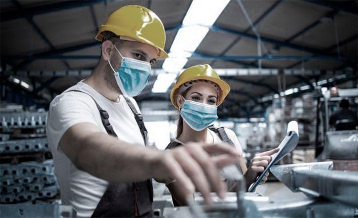 Foto 1 - La Seguridad Social solo reconoce el 10% de los contagios por COVID-19 como accidente de trabajo y ninguno como enfermedad profesional