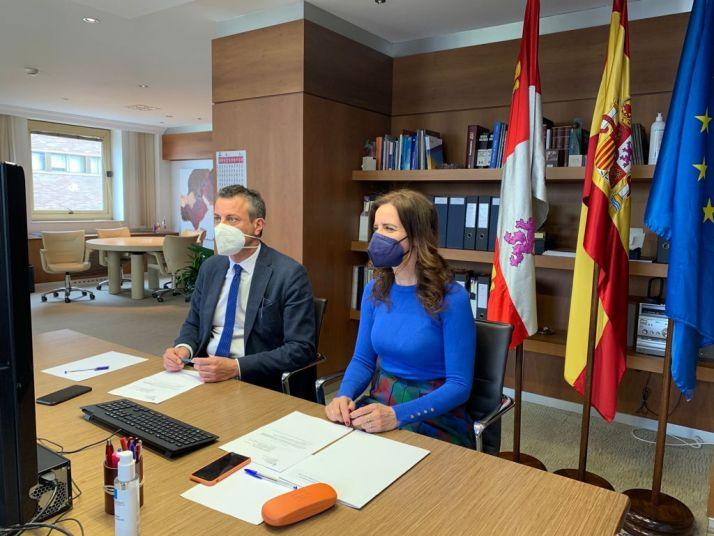 Reunión telemática de la Mesa del Autónomo.