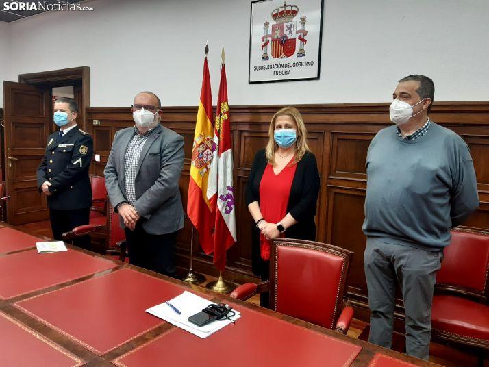 Operación policial contra cuatro talleres ilegales de Soria