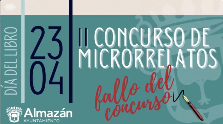 Foto 1 - Susana Alcalde gana el II Certamen de Microrrelatos de Almazán
