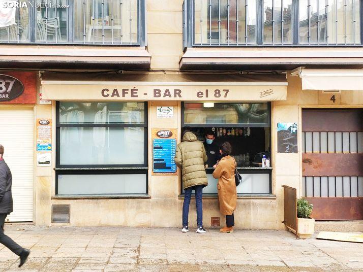 Foto 1 - Esto es lo que necesitan 21 localidades de Castilla y León para reabrir el interior sus bares