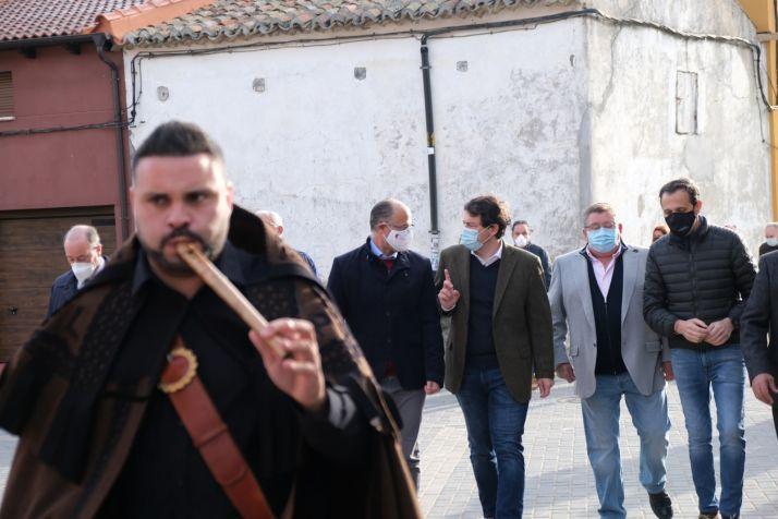 Foto 2 - Mañueco dice que el Día de Castilla y León es un día para sentirse orgulloso de la Comunidad