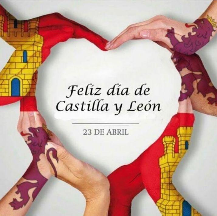 Foto 2 - El Día de Castilla y Léon se celebra en las redes sociales