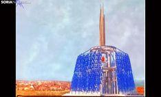 Ágreda conoce el proyecto que proyectará el fervor a la Virgen de los Milagros en el futuro