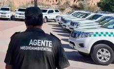 APAMCyL avisa que sus agentes medioambientales no acudirán a incendios si no son vacunados de inmediato
