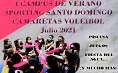 Ya hay fechas para los campus del Sporting Santo Domingo de voleibol