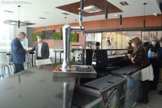 Una imagen del interior del hospital. /SN