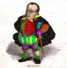 Miguel de Antona, Quintana Redonda