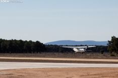 Escuela de pilotos de FlyBy en Garray. /María Ferrer