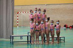 Imágenes del Campeonato celebrado el pasado día 15./ Fotos: Club Gimnasia Duero