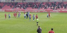 Foto 3 - Tragedia deportiva en Soria: El Numancia desciende a la cuarta categoría