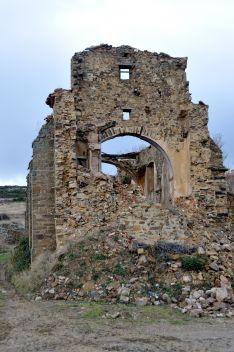Foto 5 - La batalla por esta iglesia soriana llega hasta el Vaticano