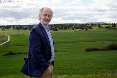 Juan Carlos Iragorri, en su casa de La Cuenca. María Ferrer.