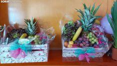 Semana de Alimentos Saludables en la residencia Fuente del Rey.