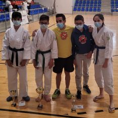 Imágenes del campeonato./ Foto: Judo Club Kudokan.