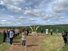 Los agricultores y ganaderos de Soria celebran la fiesta de San Isidro Labrador