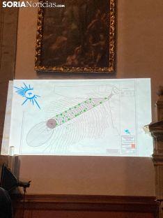 Foto 6 - Ágreda conoce el proyecto que proyectará el fervor a la Virgen de los Milagros en el futuro