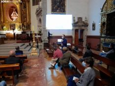 Foto 4 - Ágreda conoce el proyecto que proyectará el fervor a la Virgen de los Milagros en el futuro