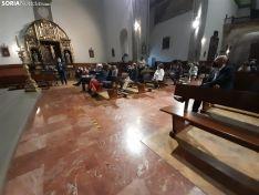 Foto 5 - Ágreda conoce el proyecto que proyectará el fervor a la Virgen de los Milagros en el futuro