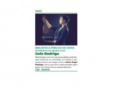 Foto 2 - Monólogos musicales