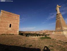 Castillo de Arcos de Jalón. /SN