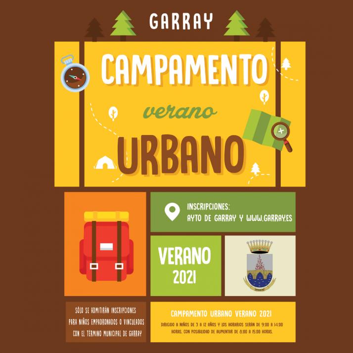 Foto 1 - Garray lanza su campamento urbano de verano