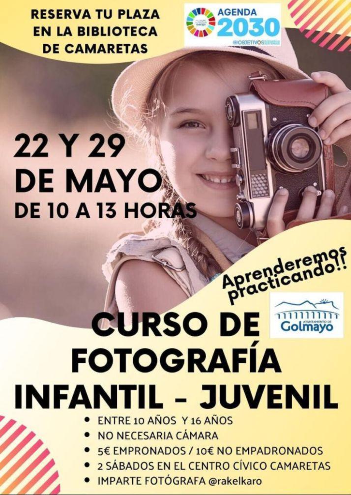Foto 1 - Curso de fotografía infantil en Golmayo