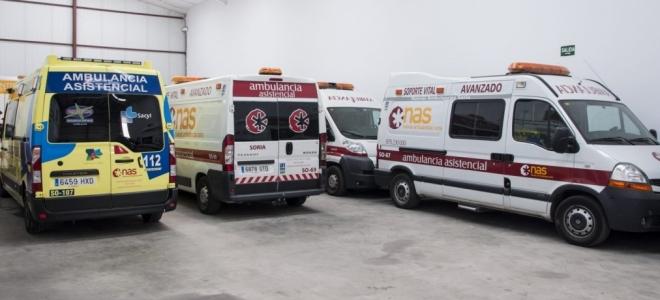 """Foto 1 - CSIF urge la firma de un convenio """"digno"""" para los trabajadores del transporte sanitario"""