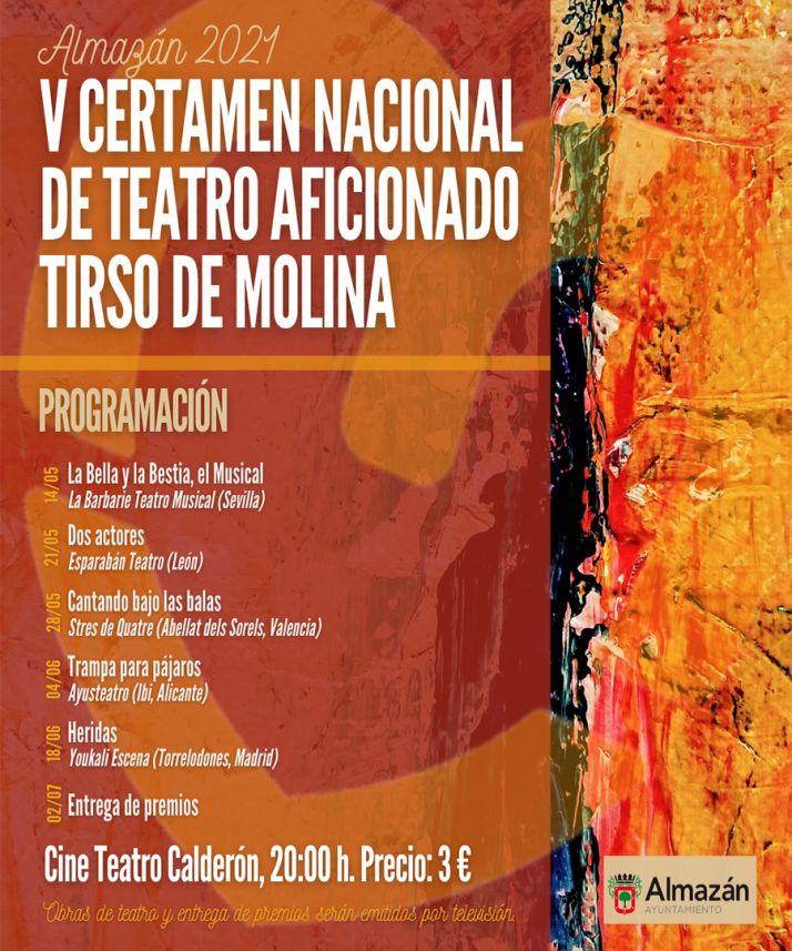 Foto 2 - Almazán recupera su Certamen Nacional de Teatro