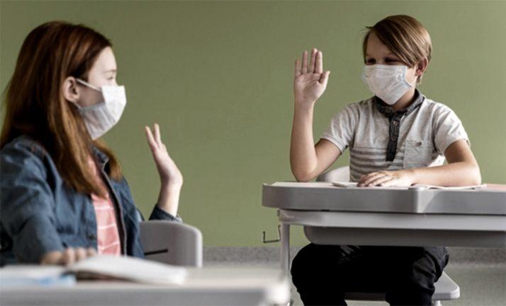 Foto 1 - Coronavirus en Castilla y León: Ningún aula en cuarentena este miércoles