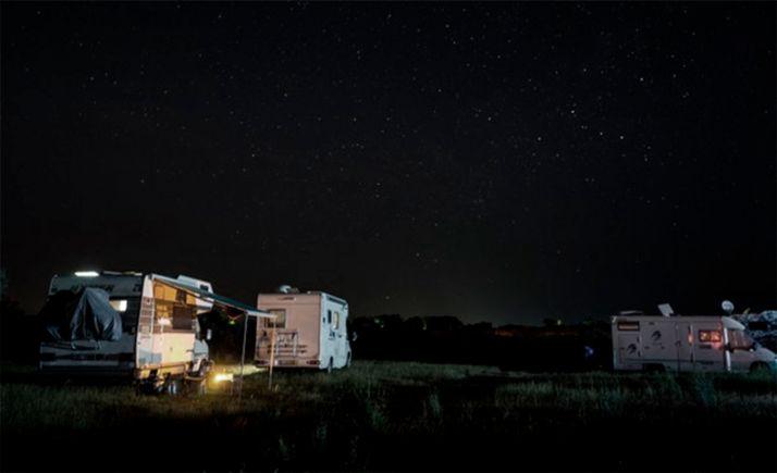 Foto 1 - Avanza la nueva área para autocaravanas en El Burgo
