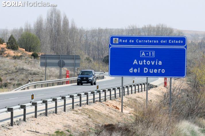 Foto 1 - Izquierda Unida en Castilla y León contrario a los peajes en las autopistas