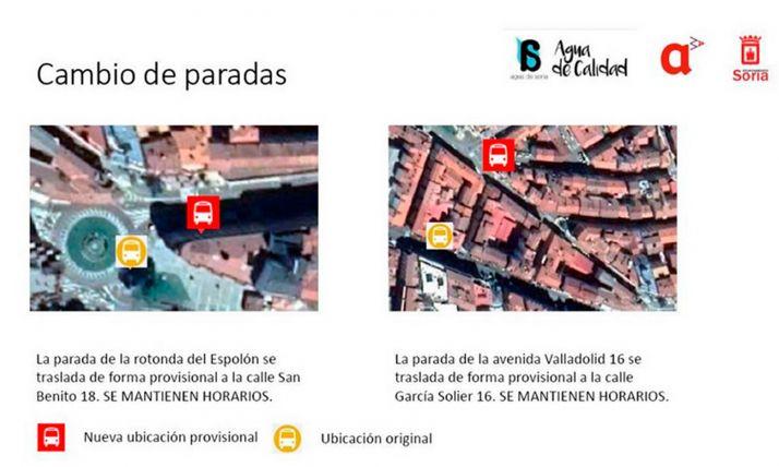Foto 1 - Las obras del colector de la avenida de Valladolid comienzan este lunes