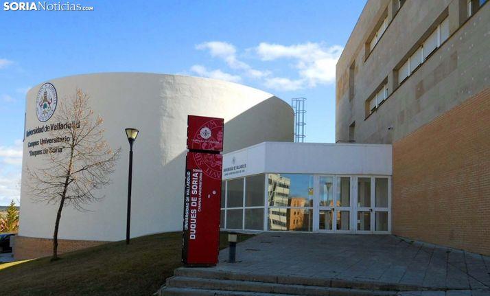 Foto 1 - La UVa, universidad líder en patentes de Castilla y León, y sexta de España