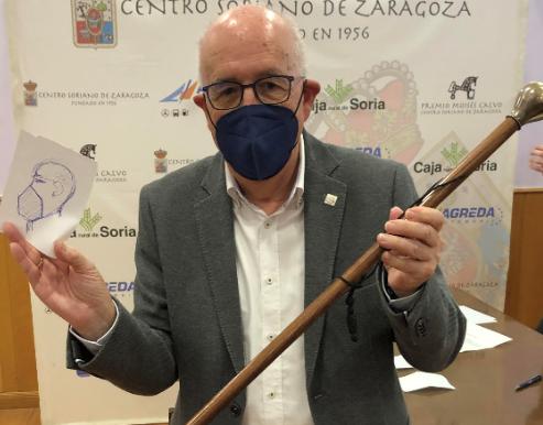 Foto 1 - Luis Carramiñana, nuevo presidente del Centro Soriano de Zaragoza