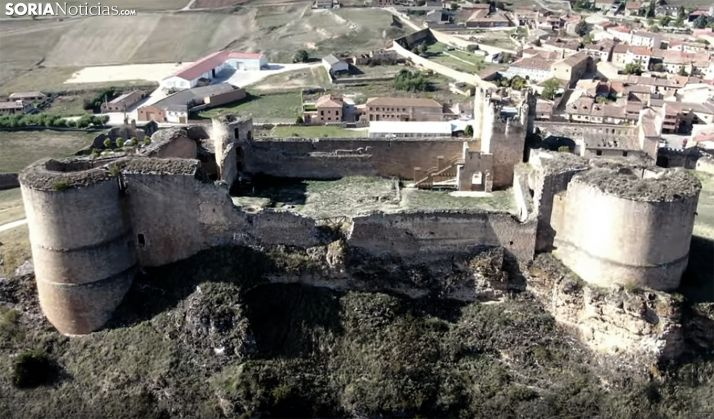 Una imagen de la fortaleza medieval. /SN
