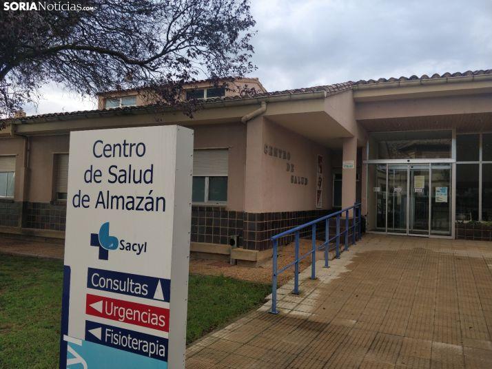 Centro de Salud de Almazán. María Ferrer.