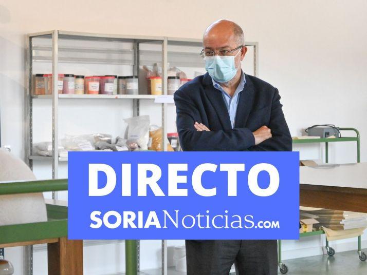 Foto 1 - Directo: Igea explica cómo quedan las restricciones en Castilla y León a partir del 9 de mayo
