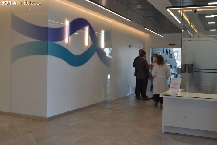 Foto 1 - El primer hospital privado de Soria abre hoy sus puertas