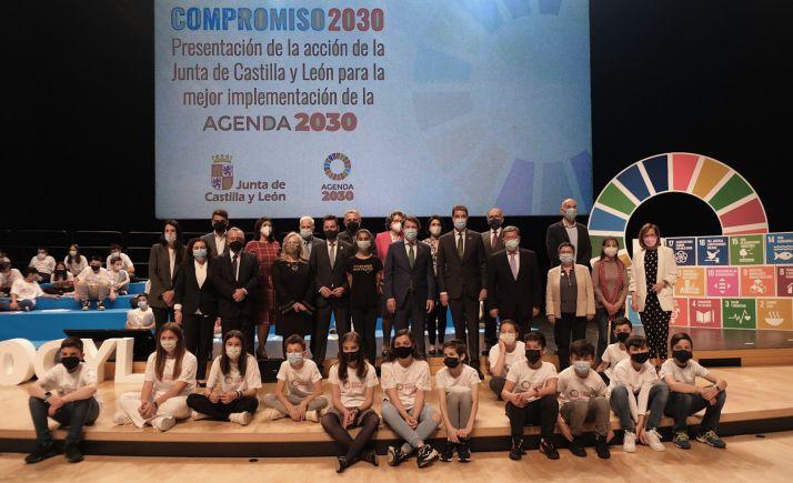 Una imagen del Foro Compromiso 2030 hoy. /Jta.