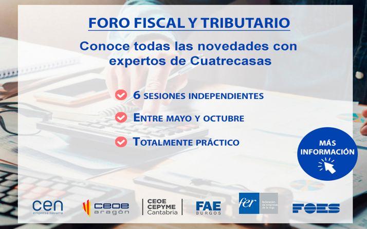 Foto 1 - Un foro fiscal de FOES analizará en la práctica las novedades de este 2021